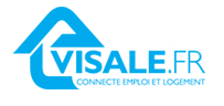Visale logo