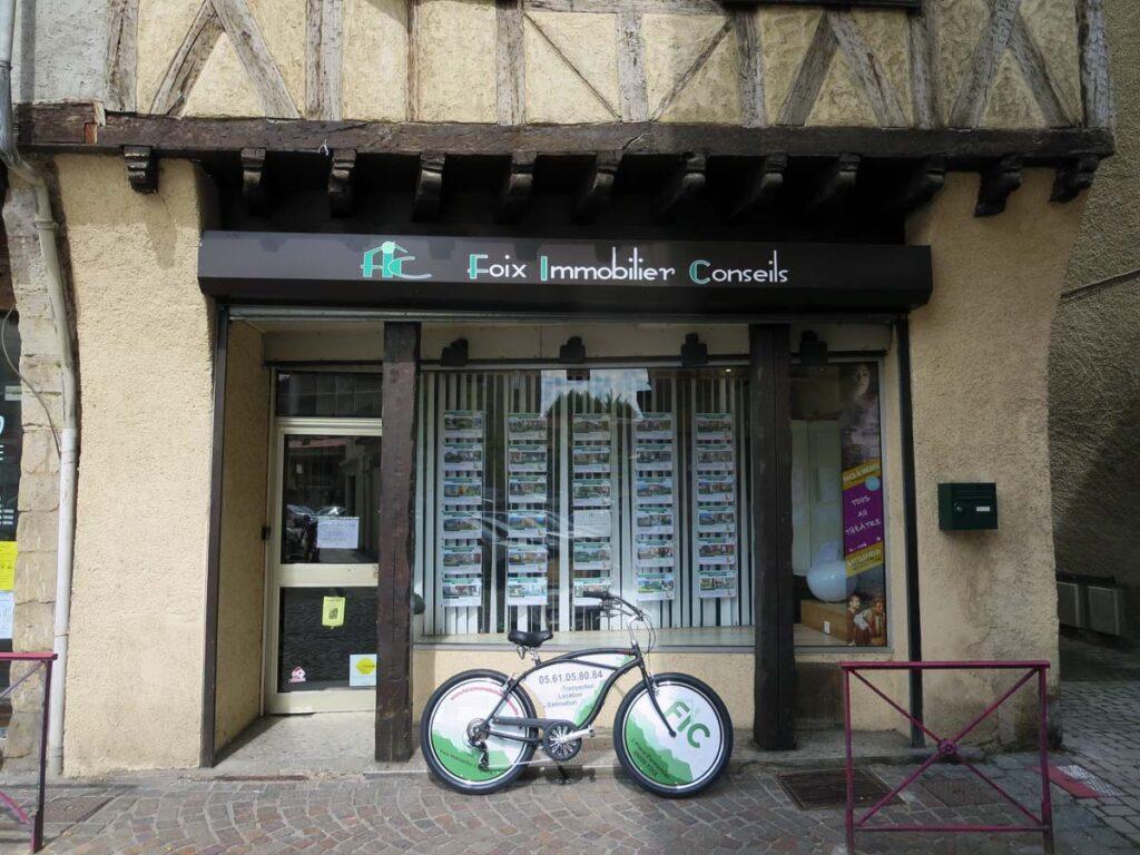 Foix Immo Vélo 1